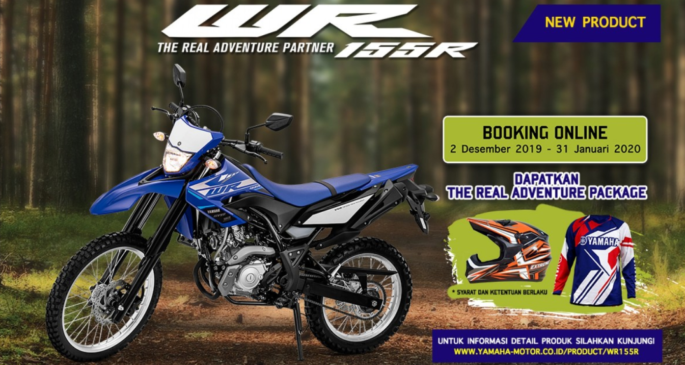 Yamaha Online Booking System