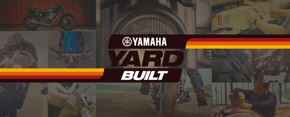 yamaha yard built