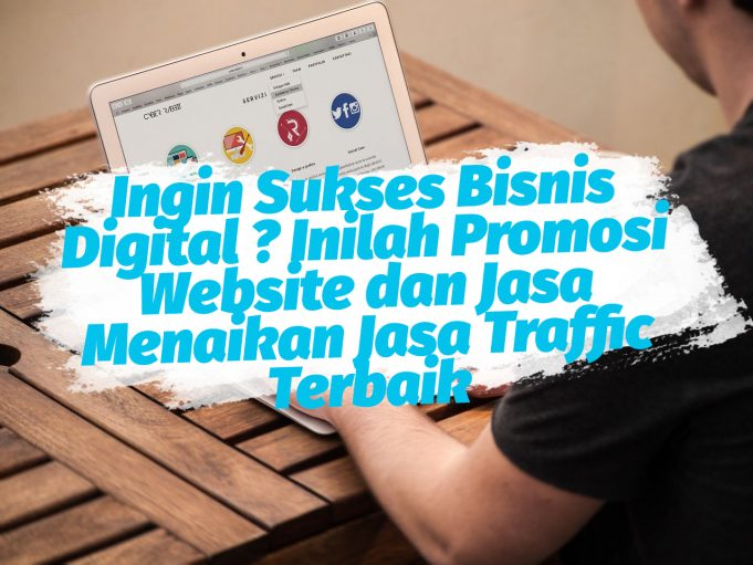 jasa menaikan website traffic