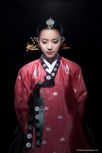 Han Hyo Joo as Choi Dong Yi - Abhitha Diyani (3)