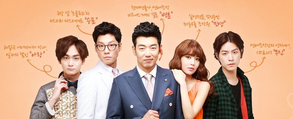 Drama Korea Dating Agency : Cyrano Sinopsis ep 1- 16