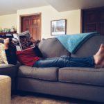 merawat sofa bed