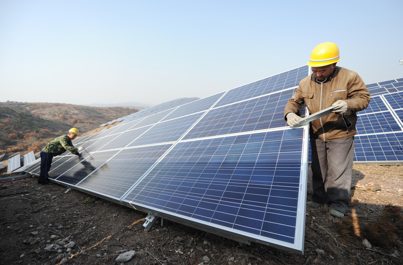 listrik tenaga matahari
