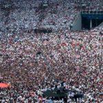 konser jokowi putih bersatu