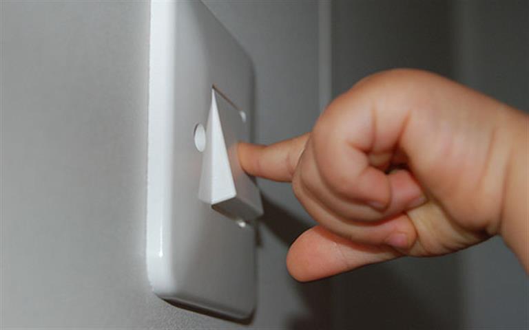 menghemat listrik