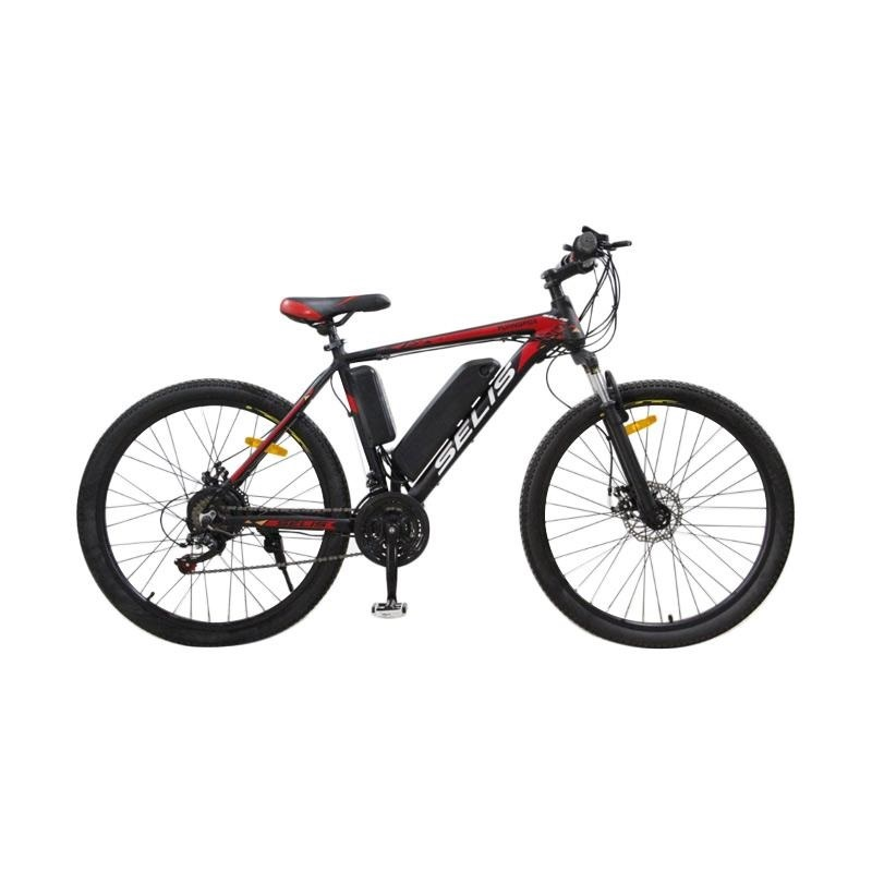 sepeda listrik sporty