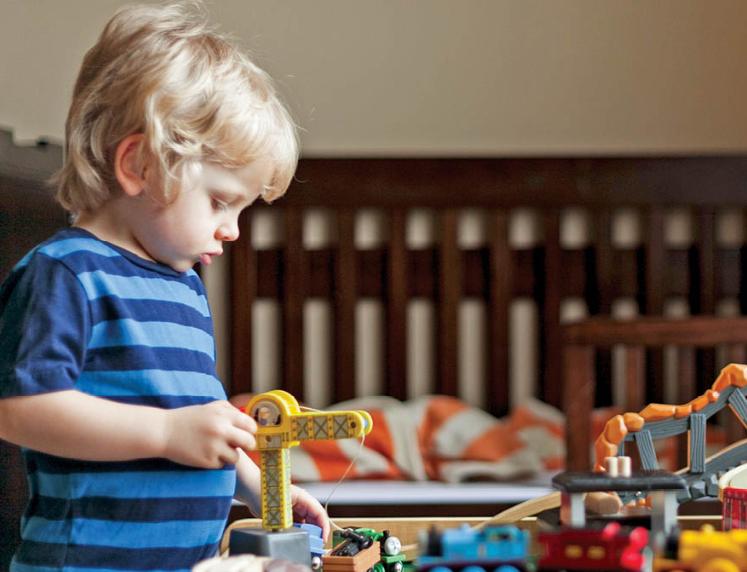 tahap perkembangan anak 3 tahun