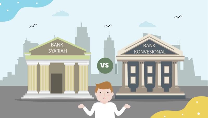 perbedaan dan keuntungan memilih bank syariah