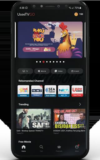 aplikasi untuk menonton tv